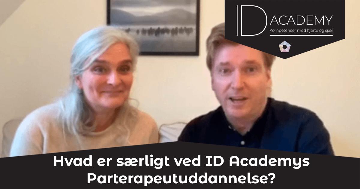 Hvordan er ID Parterapeutuddannelsen særlig?