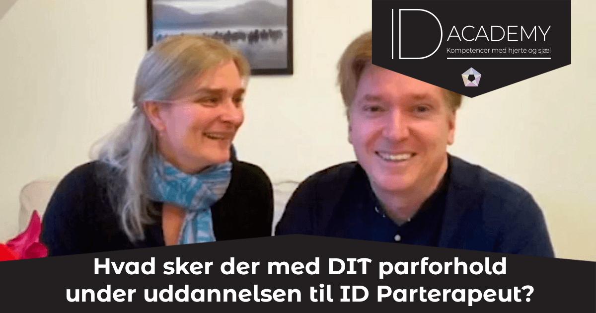 Hvad sker der med Dit parforhold under uddannelsen til ID Parterapeut?